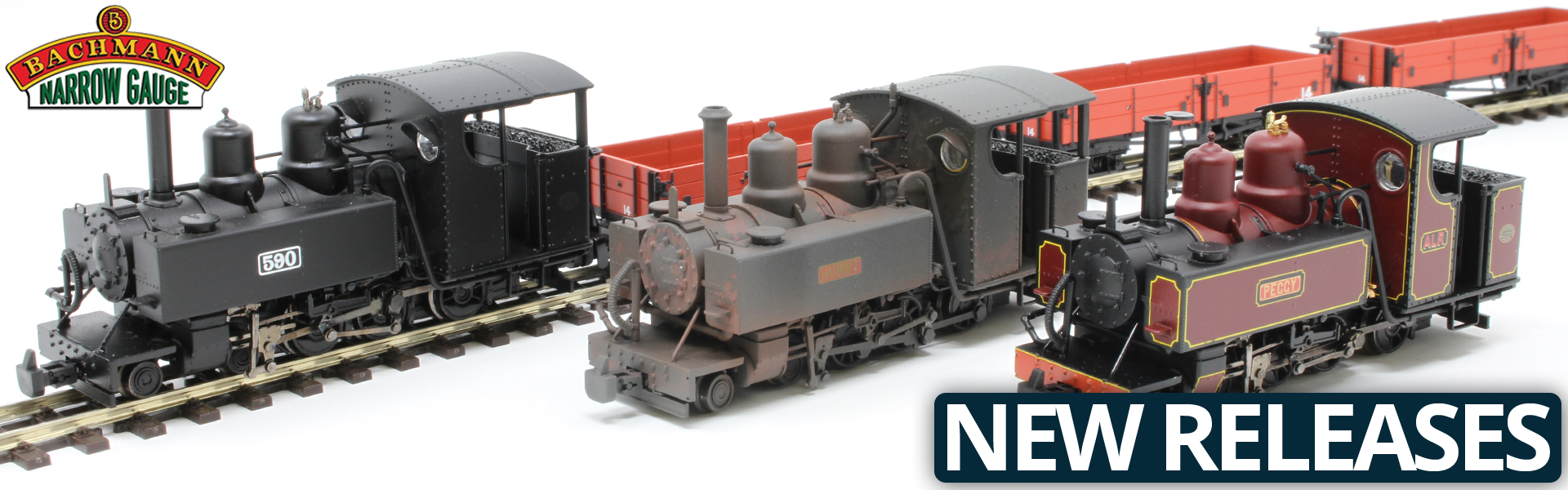 Bachmann Baldwin   D Now In Stock