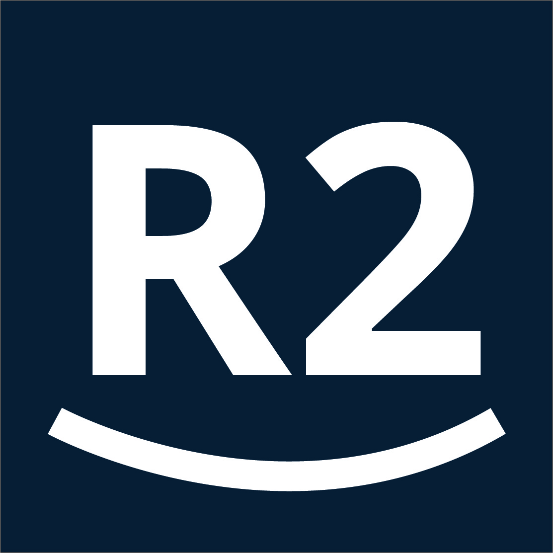 Can negotiate radius 2 R2 curves