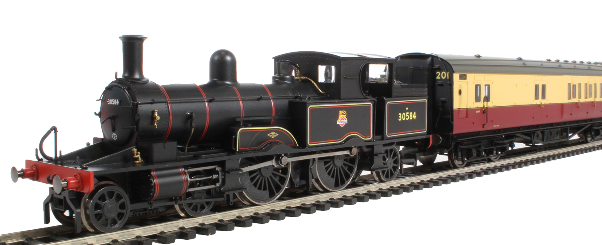Pre Owned Suburban >> hattons.co.uk - Hornby Adams Radial - Now in stock