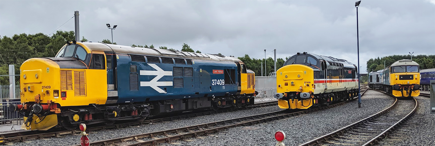 UK Traction Review - July 2019 from Hattons Model Railways