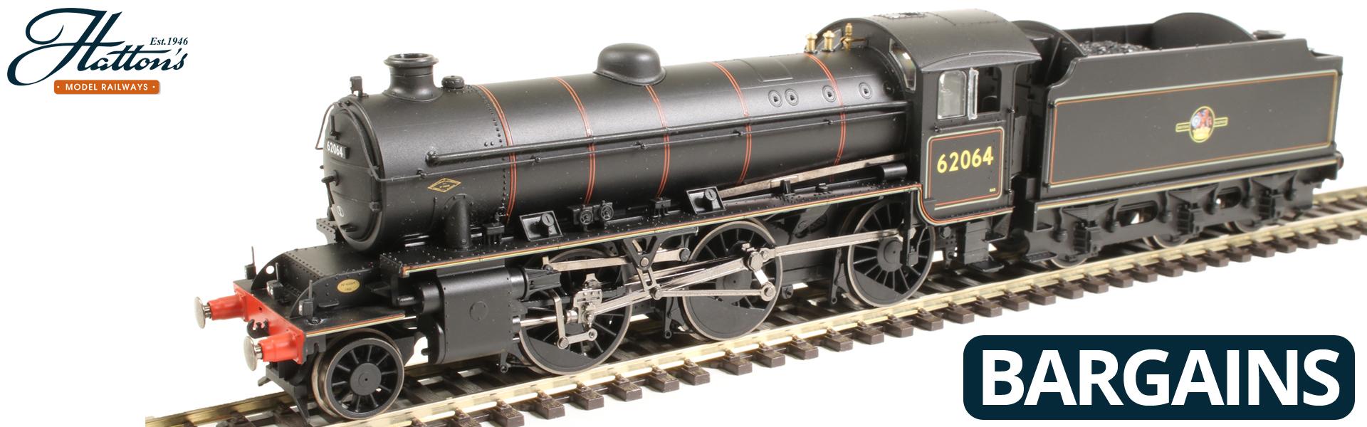Bargain Hornby Class K1 2-6-0s from Hattons Model Railways