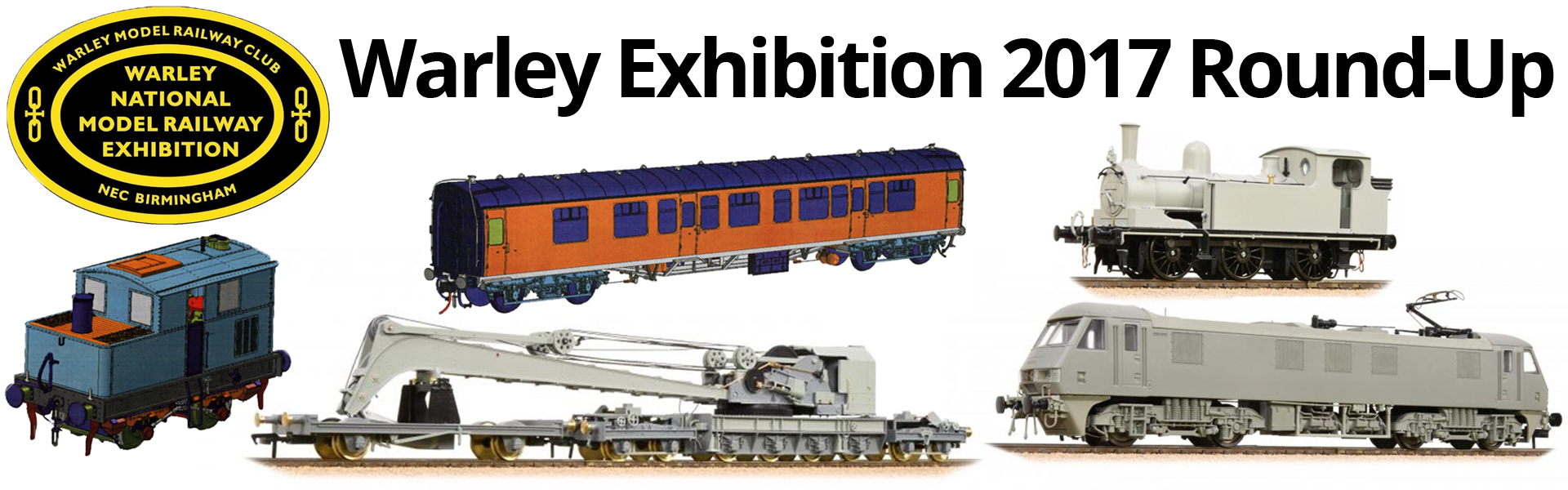 hattons co uk warley exhibition 2017 round upthis weekend, we attended the annual warley national model railway exhibition at the nec in birmingham there was all manner of new products to explore and