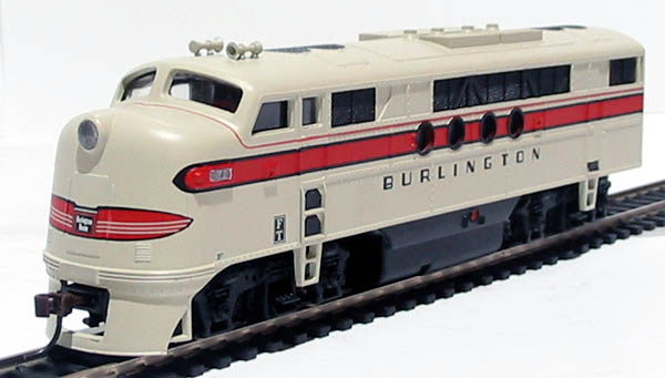 11704 American EMD FT-A unit in CB & Q Burlington livery £17