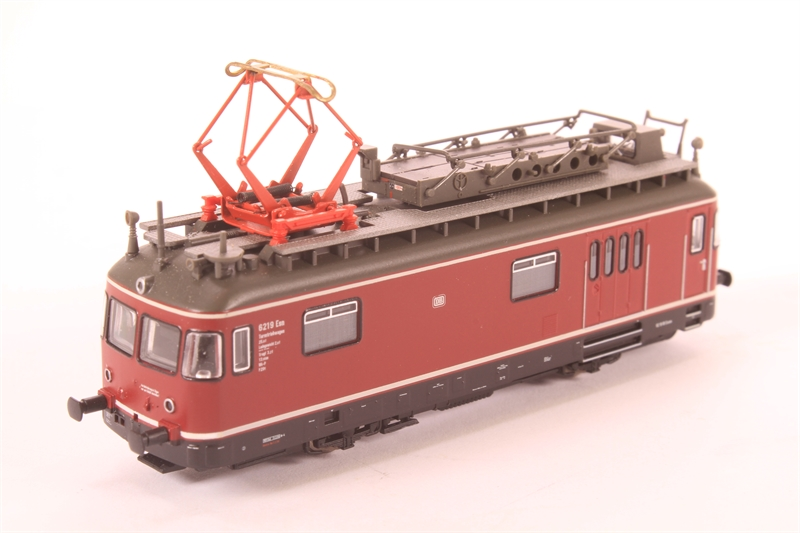 12465 TVT Catenary Maintenance Car of the DB Epoch III - DCC Fitted £120
