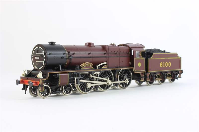 Rivarossi 1348 ln lms 4 6 0 6100 royal for Cannon motor company preowned