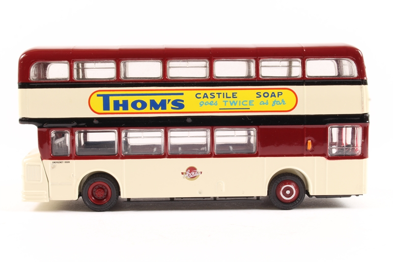 Efe 16519 ln01 leyland atlantean scout for Cannon motor company preowned