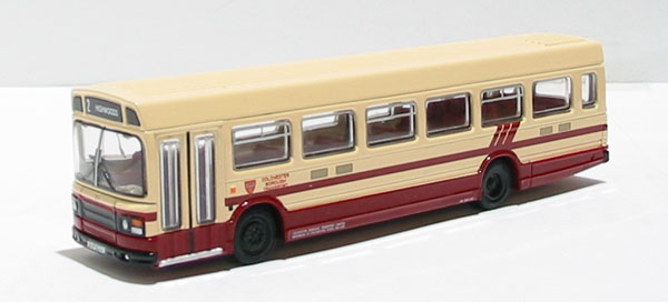"17701 Leyland National Mk2 long s/deck bus ""Colchester"" ..."