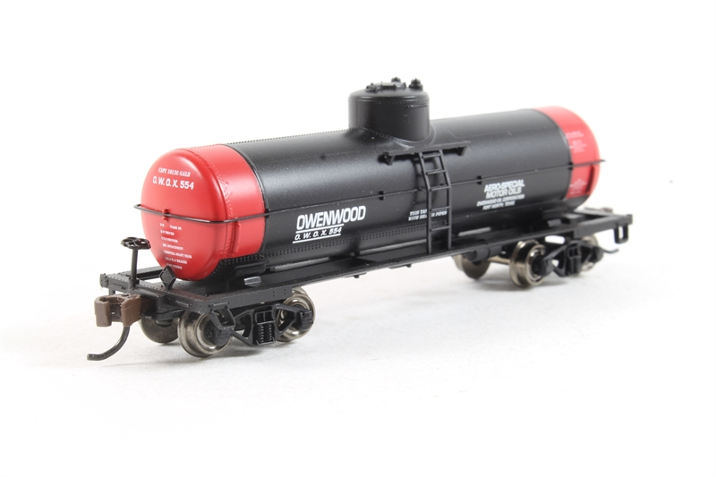 Bachmann usa 17851 ln n single dome tank for Cannon motor company preowned