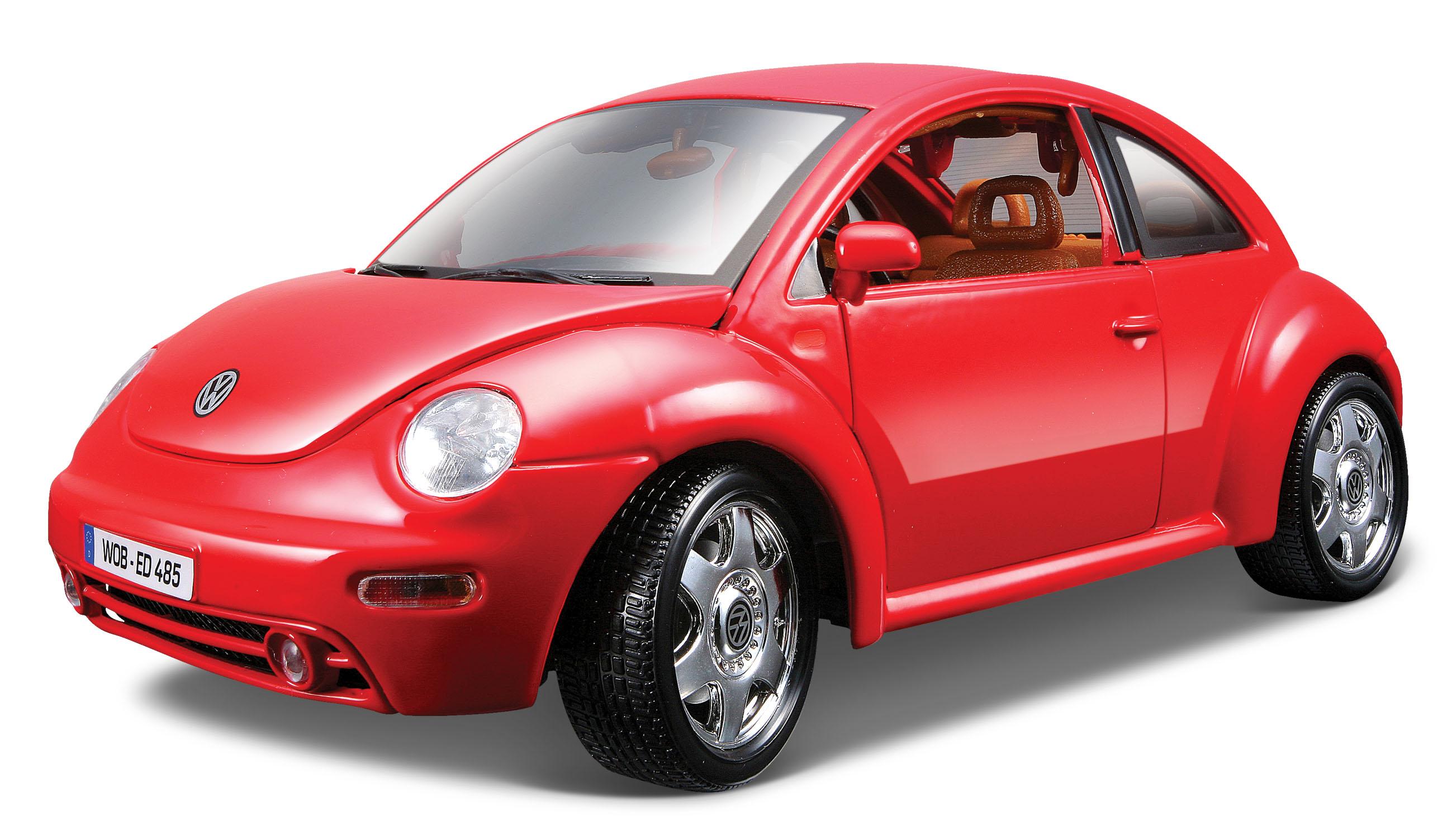 burago 18 12021re vw new beetle 1998 red. Black Bedroom Furniture Sets. Home Design Ideas