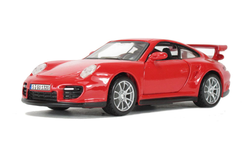 burago 18 43023re porsche 911 gt2 red. Black Bedroom Furniture Sets. Home Design Ideas