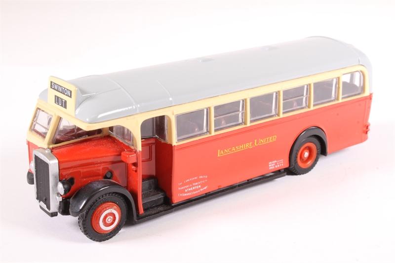 "18402-LN16 Leyland Tiger TS8 -Type B - ""Lancashire United"" -"