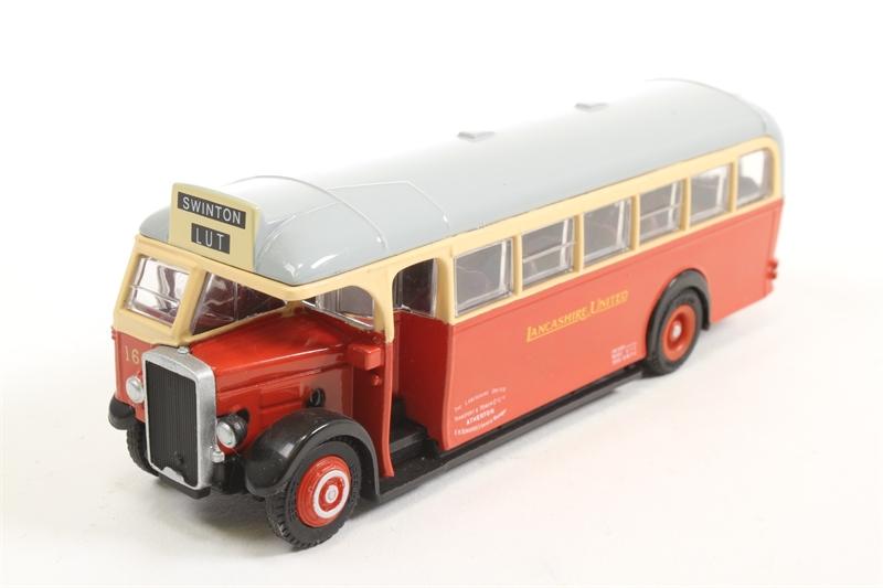 """18402-PO Leyland Tiger TS8 -Type B - """"Lancashire United"""" -"""