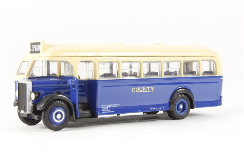 Efe 18403 u leyland tiger ts8 type b for Cannon motor company preowned