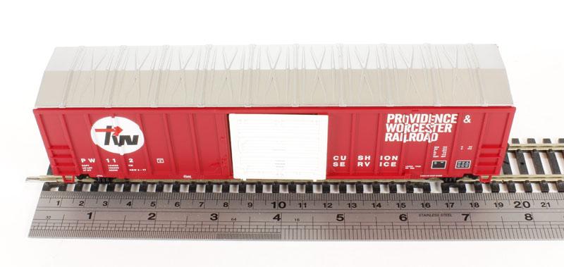 bachmann usa 19604 50 39 outside box car providence worcester. Black Bedroom Furniture Sets. Home Design Ideas