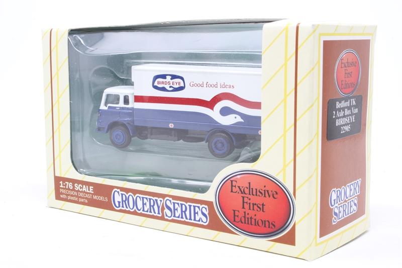 hattons co uk - EFE 22905-PO Bedford TK Box Van - 'Birds Eye