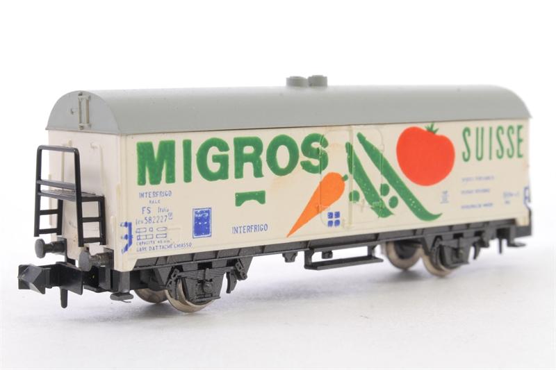 hattons co uk - Atlas 2465Atlas-LN Cargo Wagon -