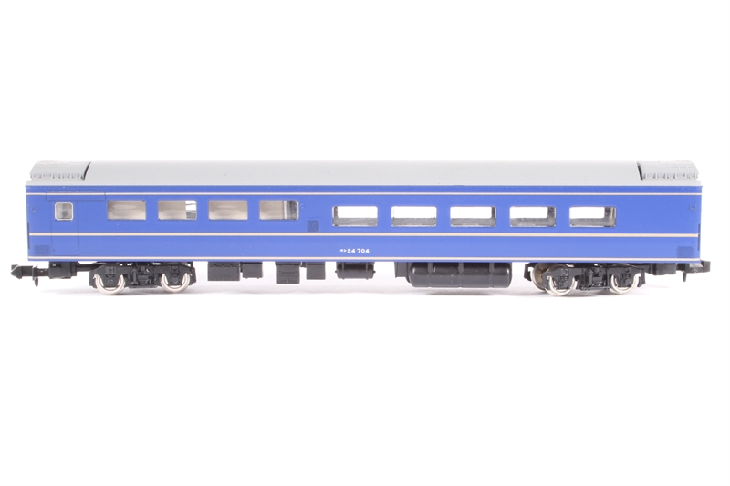 Tomix 2543tomix u jr sleeping car for Cannon motor company preowned