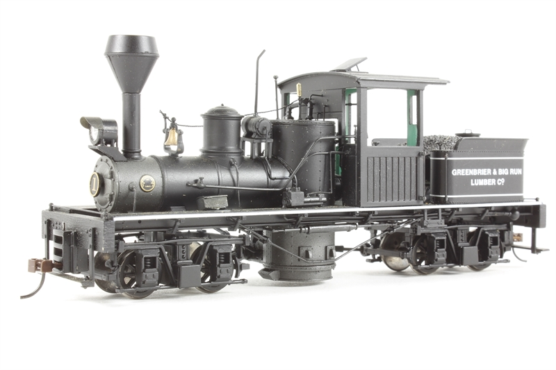hattons.co.uk - Bachmann USA 25657-LN T-Boiler Two Truck Shay ...
