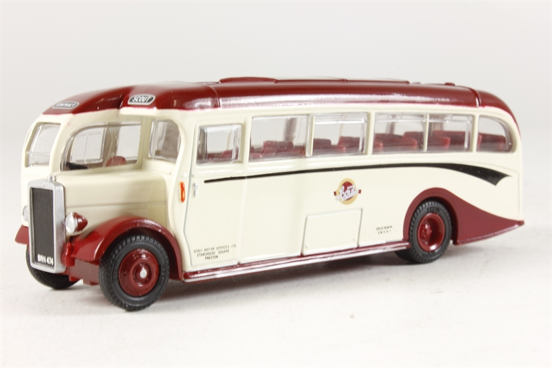 Efe 26802 ln leyland duple a coach for Cannon motor company preowned