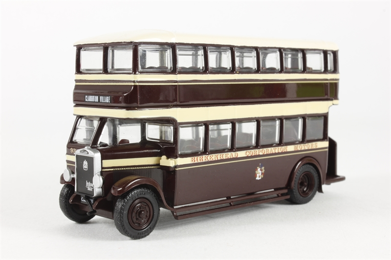 Efe 27202 ln 03 leyland td1 open staircase for Cannon motor company preowned