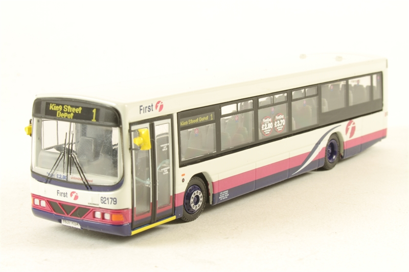 """27624-LN01 Wright Volvo Renown """"First Aberdeen"""" - Pre-owned -"""