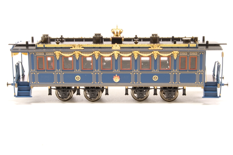hattons co uk - Marklin 2880Marklin-PO King Ludwig VI Train