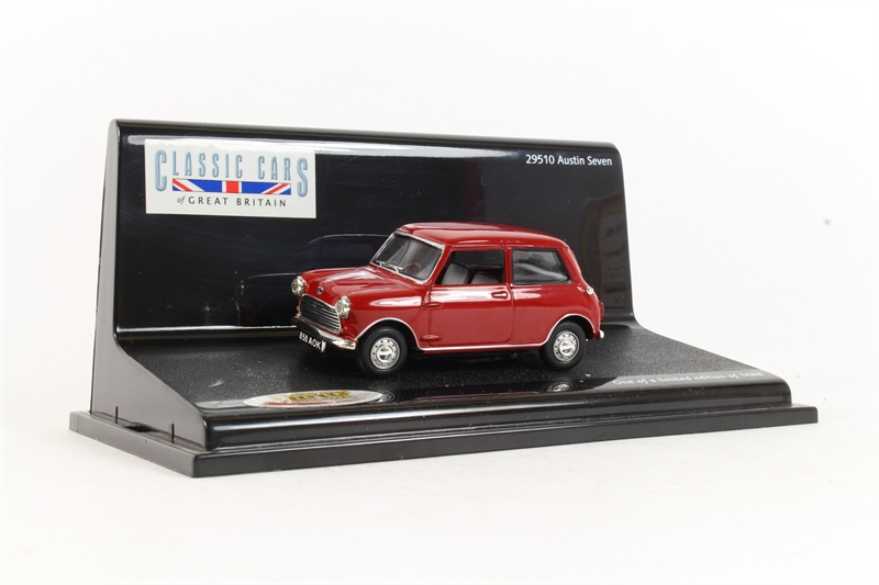 Vitesse diecast classic motor cars 29510 for Cannon motor company preowned