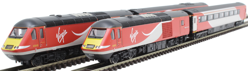 Dapol N Gauge Class 43 HST - Available Now from Hattons