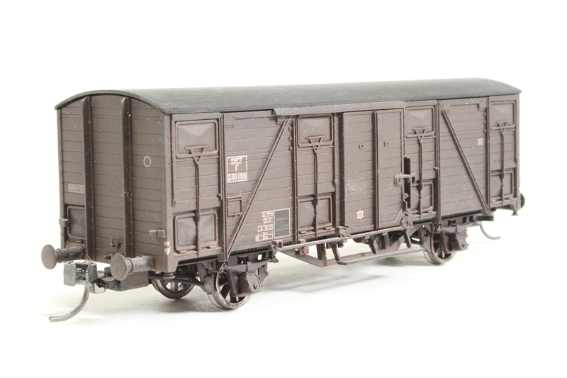30026-2 Box Wagon 230 198 of the SNCF Epoch III £11