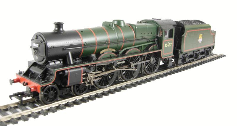 """31-175Z Class 5XP Jubilee 4-6-0 45637 """"Windward Islands&quot"""