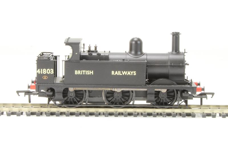 31-434 Bachmann OO Gauge Midland Class 1F 41803 BR Black