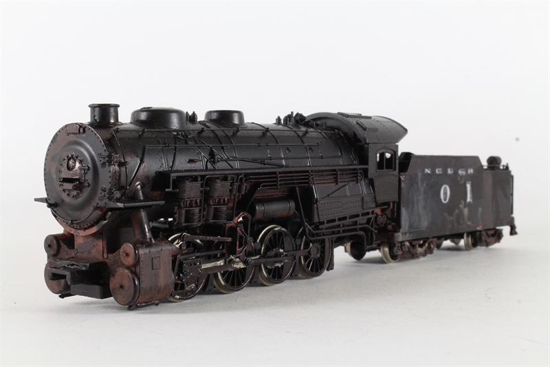 2 8 0 Consolidation Type Locomotives: Bachmann USA 31403BAC-SAS Consolidation 2