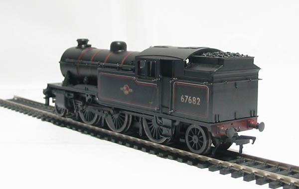 Bachmann Branchline 31-612 Class V1/V3 Gresley 2-6-2 67682 in BR black ...