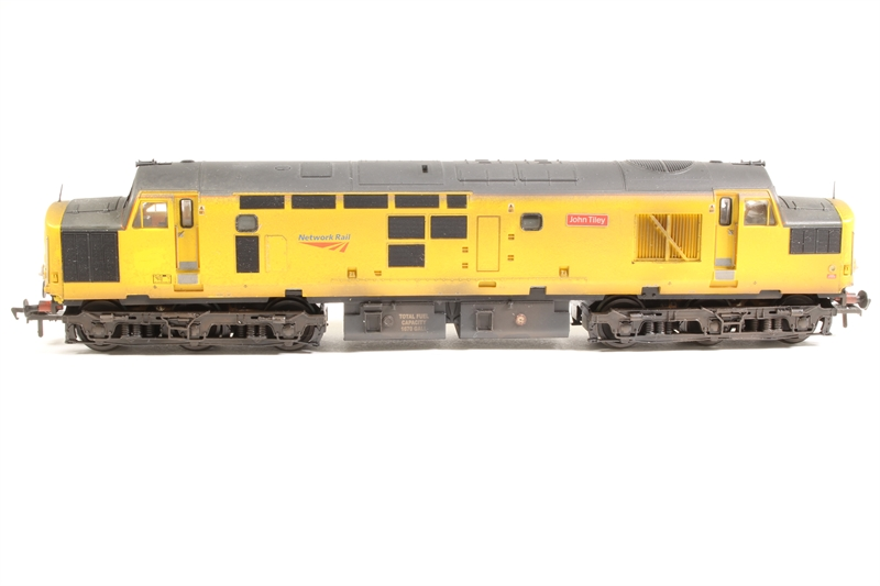WEATHERED DCC READY BACHMANN CLASS 37 BRAND NEW RUNNING CHASSIS