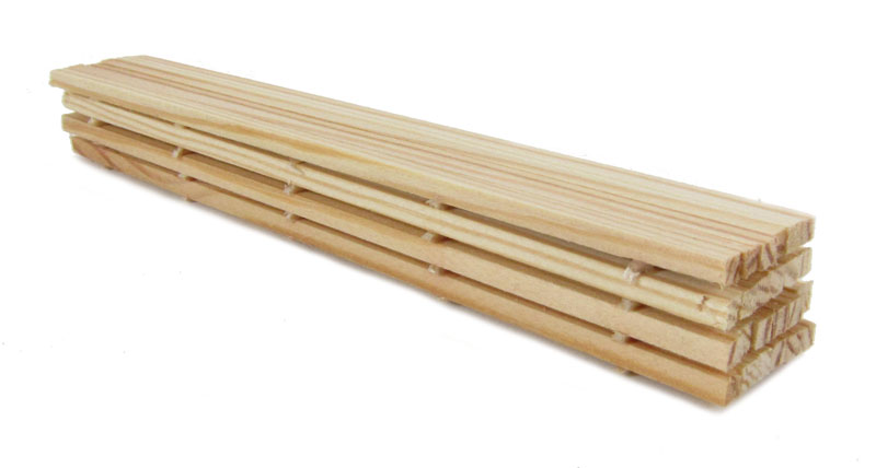 Redscale Models 3202 24 Wooden Beams