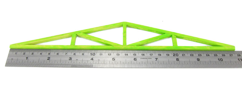 Redscale Models 3213 Roof Trusses