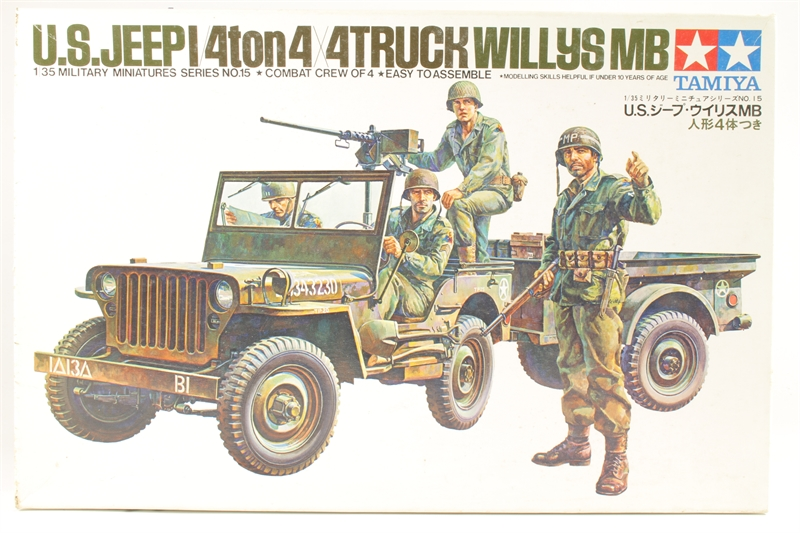 WILLYS JEEP   1/35 35015-LN01_3222293_Qty1_1