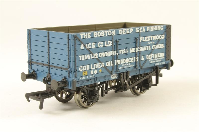 Bachmann branchline 37 125 ln01 8 plank for Deep sea fishing boston