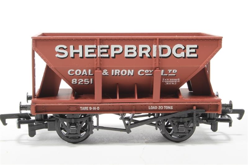 SHEEPBRIDGE MAINLINE 37-161 HOPPER WAGON