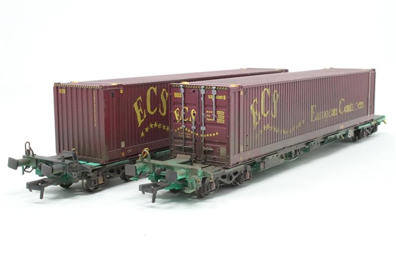Hattons Co Uk Bachmann Branchline 37 301 Po07 Intermodal Bogie