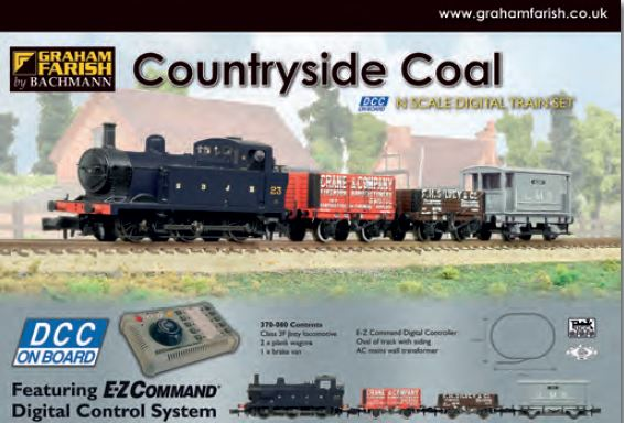 Dcc n gauge train sets
