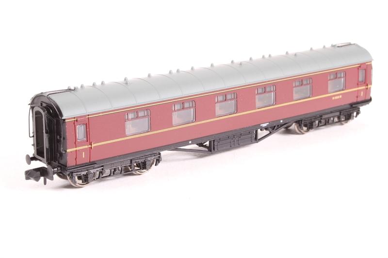 X6448 Hornby Spare DRAWBAR for COUNTY CLASS Locos
