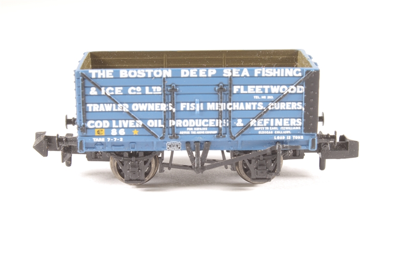 Graham farish 377 126 ln03 8 plank end for Deep sea fishing boston