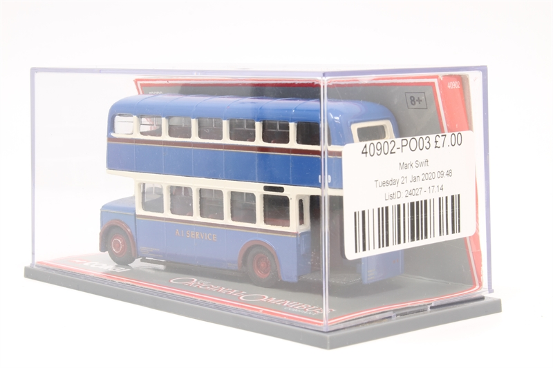 Hattons Co Uk Corgi Collectables 40902 Po03 Leyland Pd2