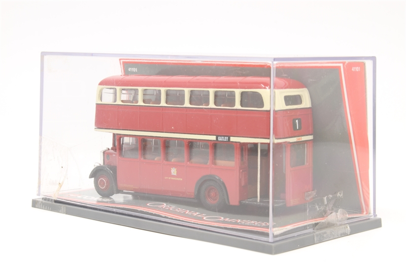Hattons Co Uk Corgi Collectables 41101 Po08 Leyland Pd2