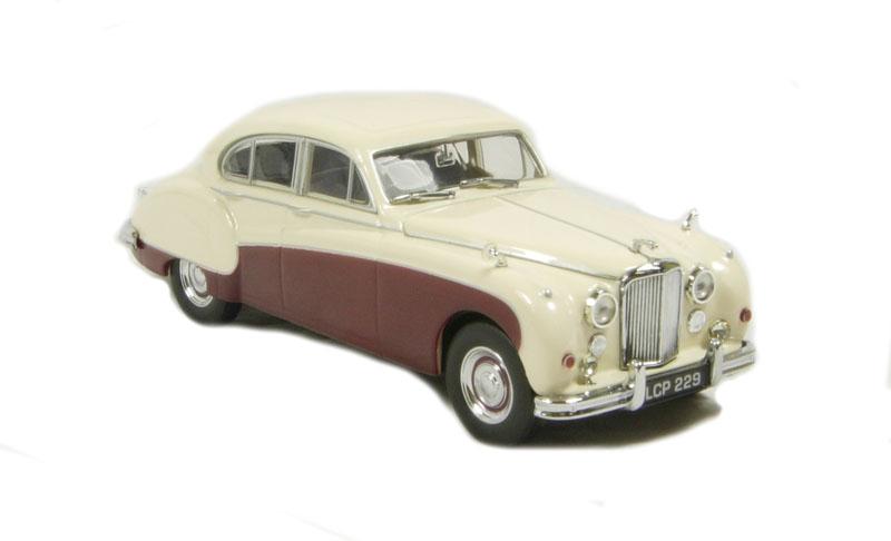 Oxford Diecast 43jag9001 Jaguar Mkix