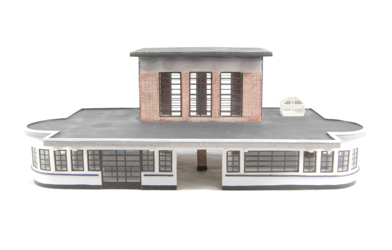 hattons co uk bachmann branchline 44 066 deco station building
