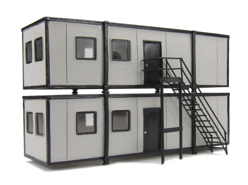 Bachmann branchline 44 081 portable offices for Portable shed office