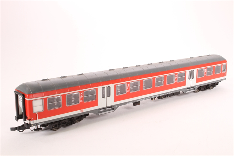 45881-LN Second Class Suburban Coach of the German DB Railway - Pre-owned