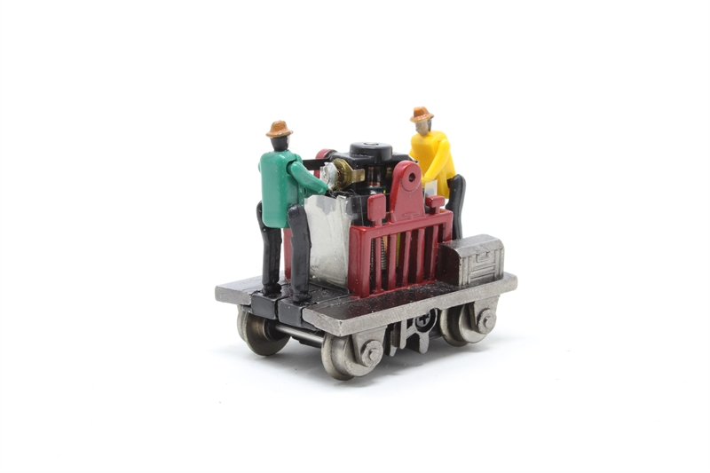 hattons co uk - Bachmann USA 46202-PO03 American Gandy